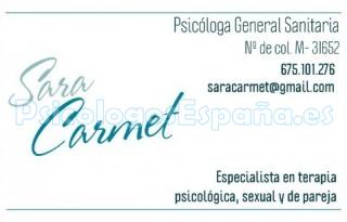 Sara Carmet Img(1)
